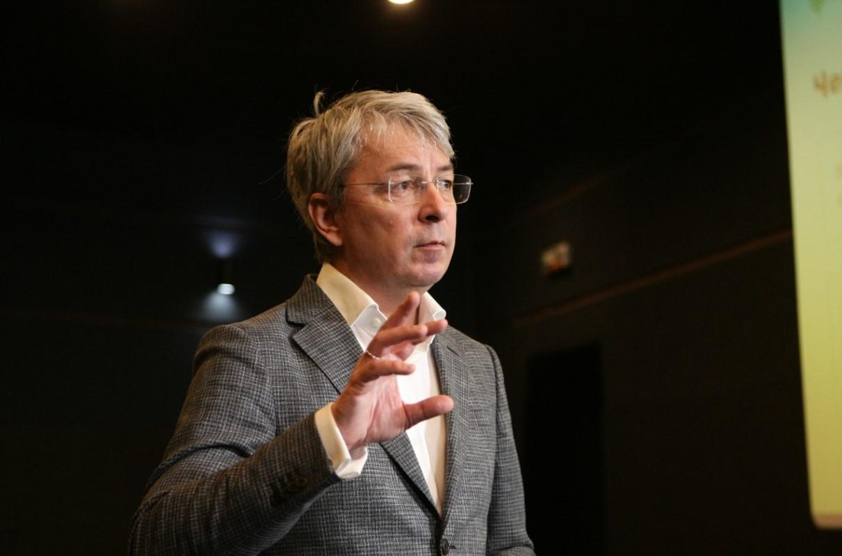 Ткаченко обвинил СССР в замалчивании расстрелов в Бабьем Яру
